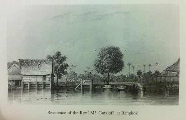 House of Karl Gutzlaff, Bangkok, Thailand