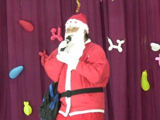 Thai Santa Claus